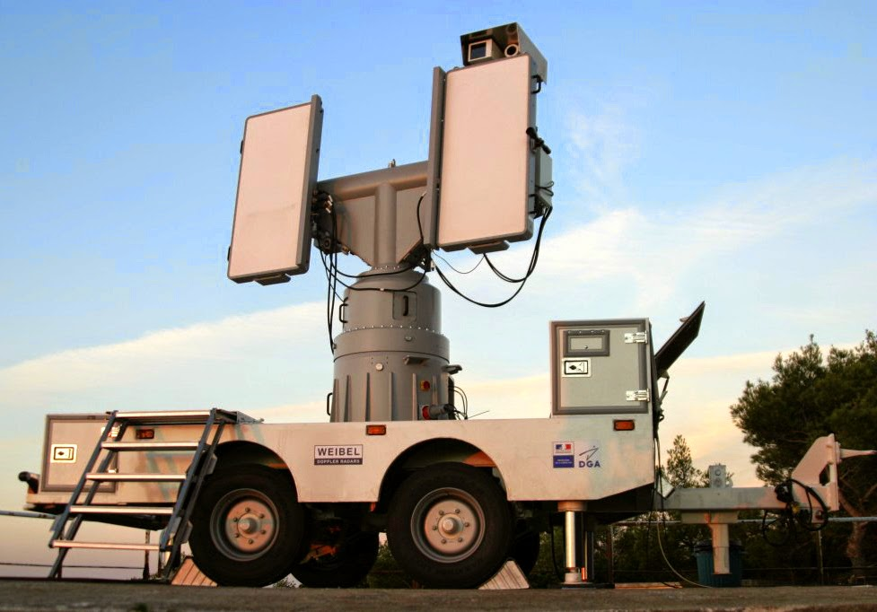 Weibel Portable Radar