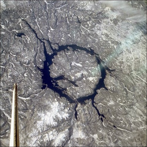 World Top 10 Largest Meteor Craters on Earth Photo Gallery