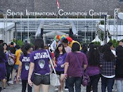 beliebers at SICC ;*