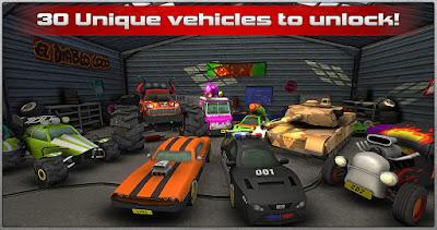 Crash Drive 2 30 разных машин или 35