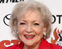 Congrats to 89 year old Golden Girl Betty White, who has been named ...
