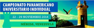 Venezuela: Campeonato Panamericano Universitario 2014 (Dar clic a la imagen)