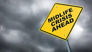 Midlife crisis men marriage
