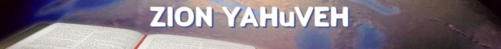 ZIONYAHUVEH