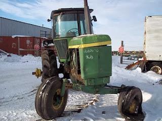 John Deere 4630 tractor parts