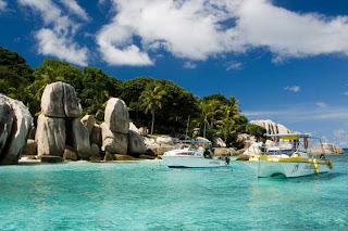 Seychelles, Naturaleza