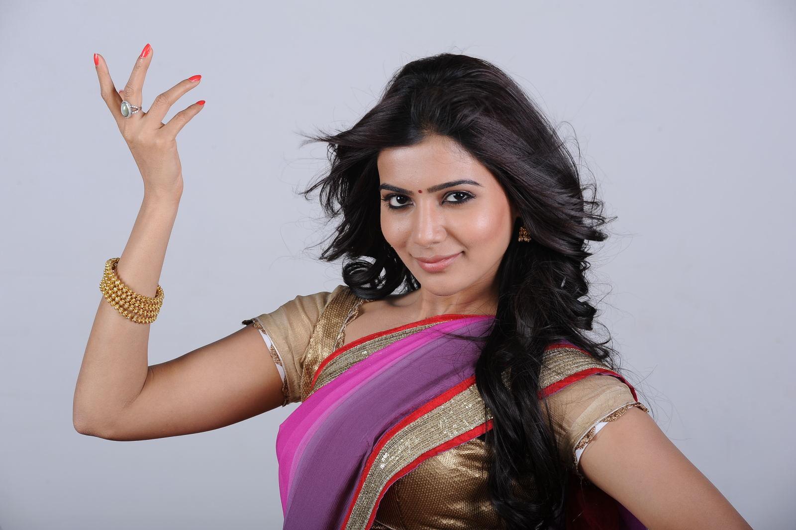 samantha ruth childhood photos ~ tamil actors childhood photos