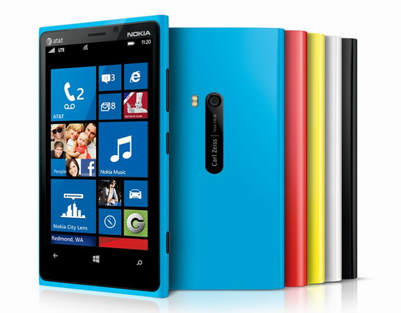 Harga handphone 4G Nokia Lumia 920