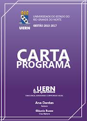 Confira nossa Carta-Programa