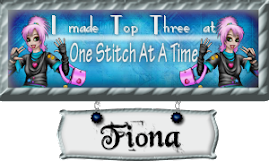One Stitch At A Time Top 3