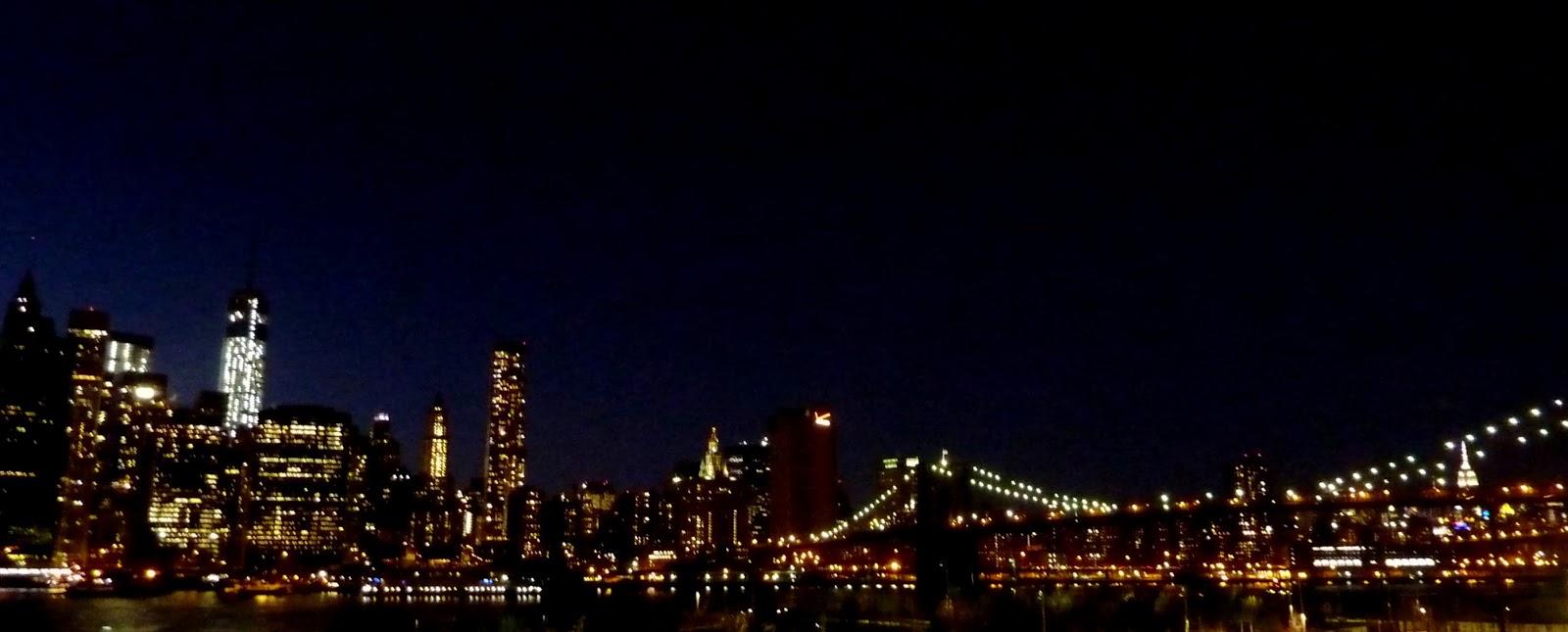 Une journée de rêve à New York