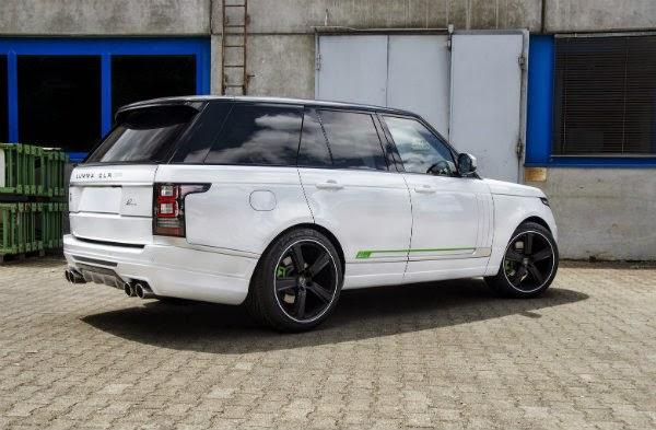 Lumma Design Range Rover Vogue CLR SR 4
