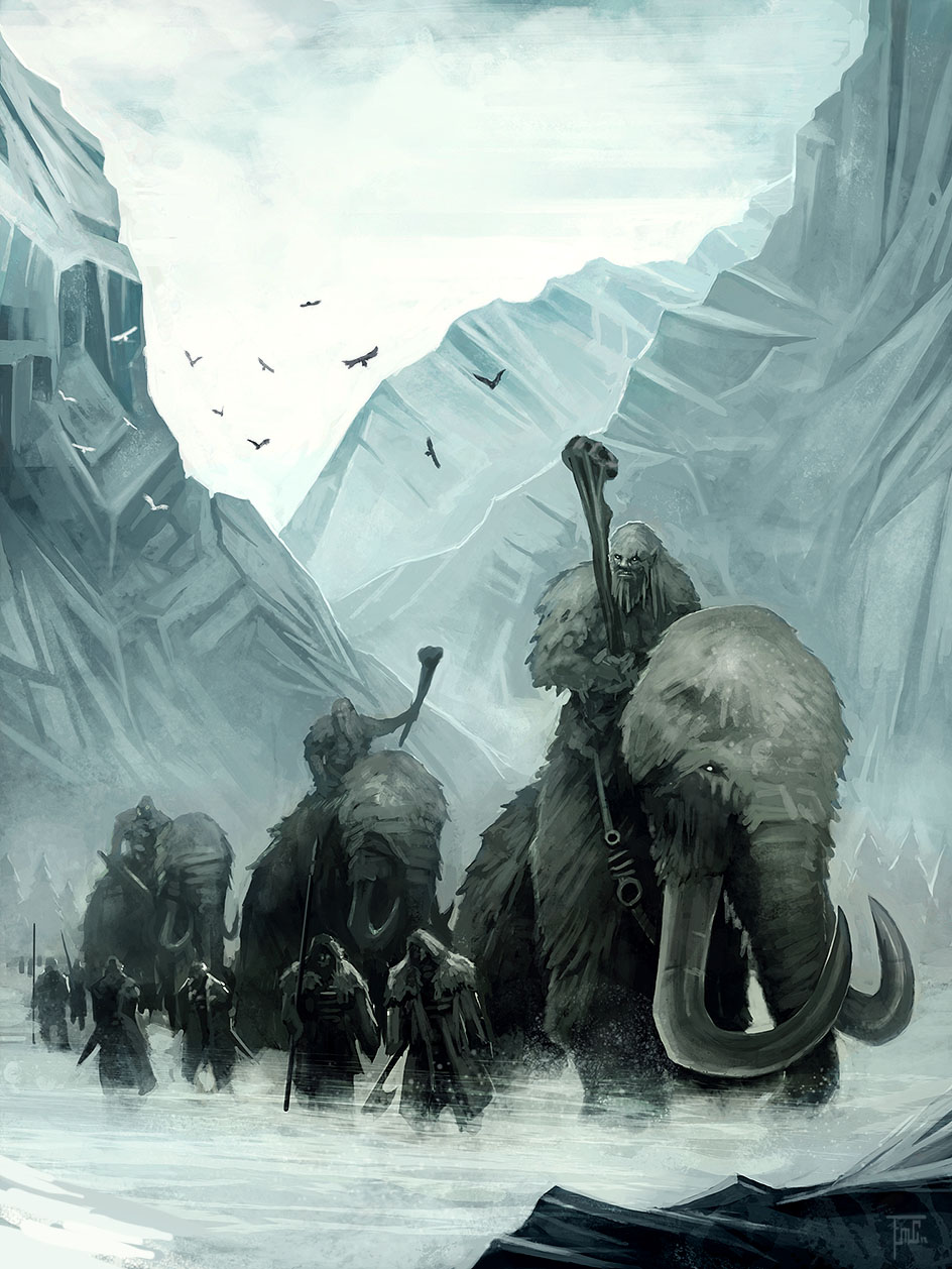 GiantsGiant Game Of Thrones