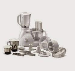 Snapdeal: Buy Bajaj FX11 Food Processor for Rs. 4022