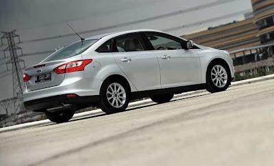 Modification All New Ford Focus Sedan, Titanium 2.0L A/T