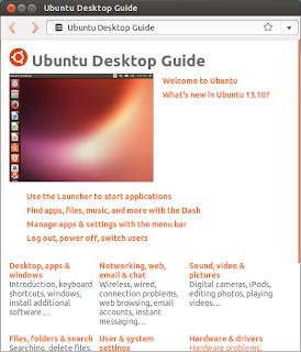 DriveMeca actualizando Ubuntu 13.04 a la versión 13.10