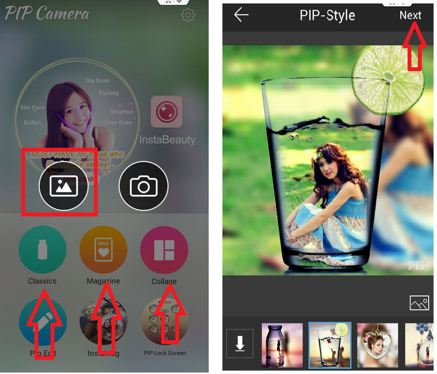 Learn New Things: Best Photo Frames & Effect App for Android