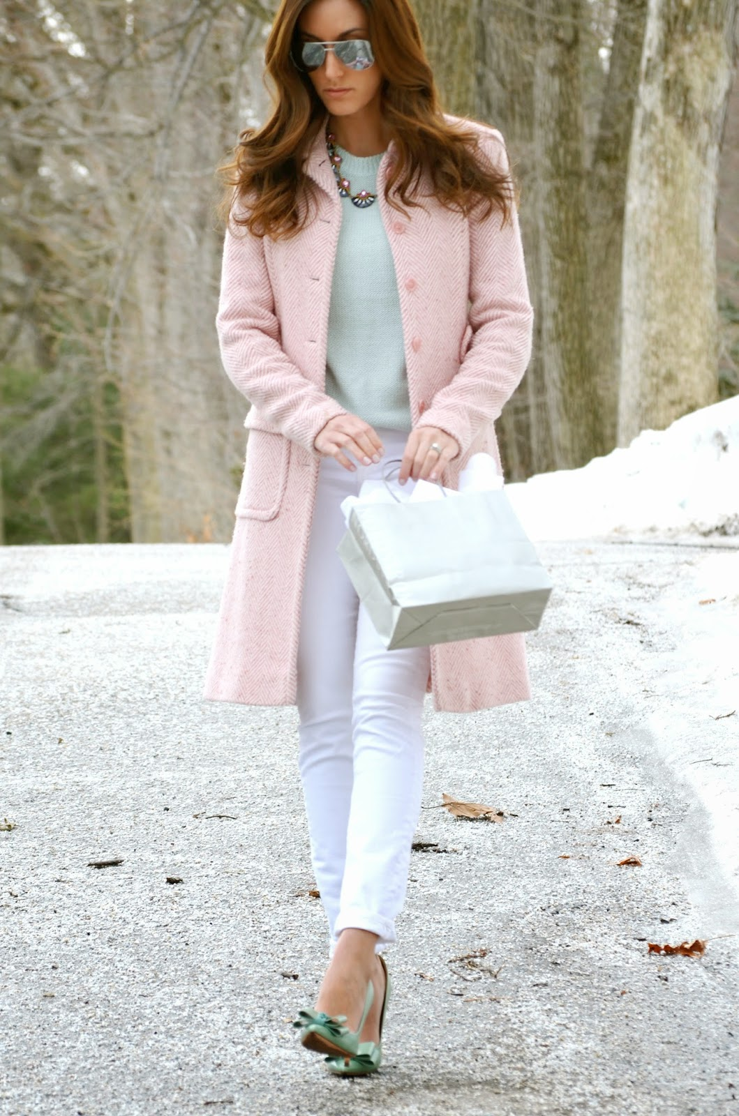 Classroom Couture: Winter Pastels