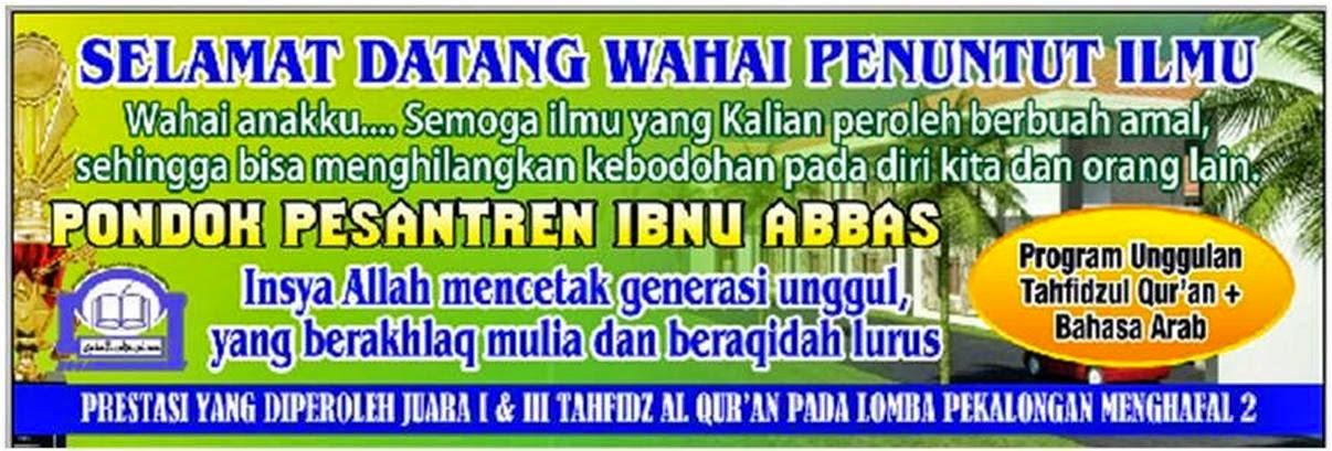 Ponpes Ibnu Abbas Wiradesa