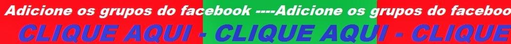 grupos do facebook