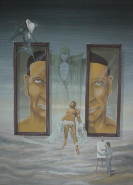 caras espejo