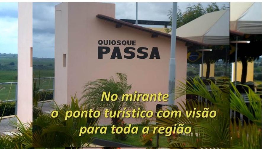 Quiosque Passa