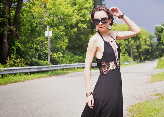 Black-Lace-Maxi-Dress