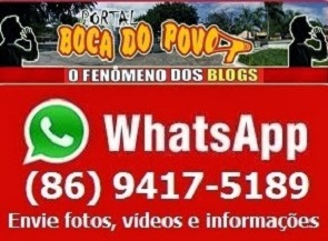 WHATSAPP - BOCA DO POVO