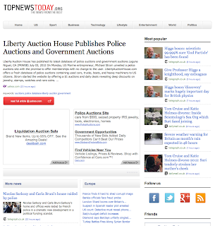 Police Auctions at Liberty Auction House