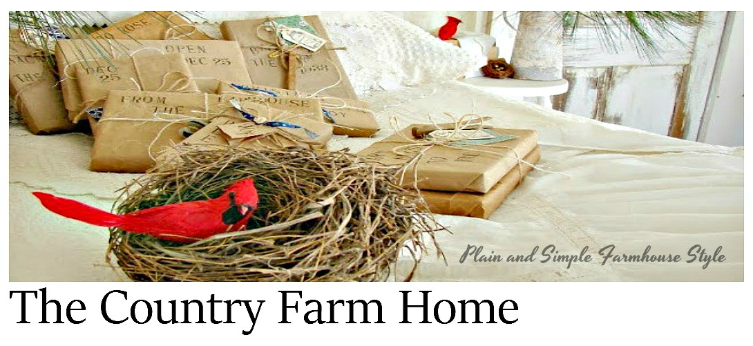 The Country Farm Home