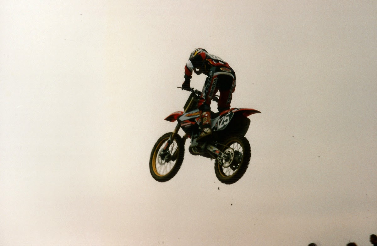 Danny Smith High Point 1998
