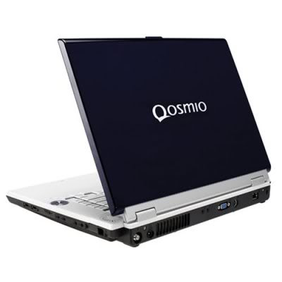 Toshiba Qosmio F45-AV411 Notebook Review