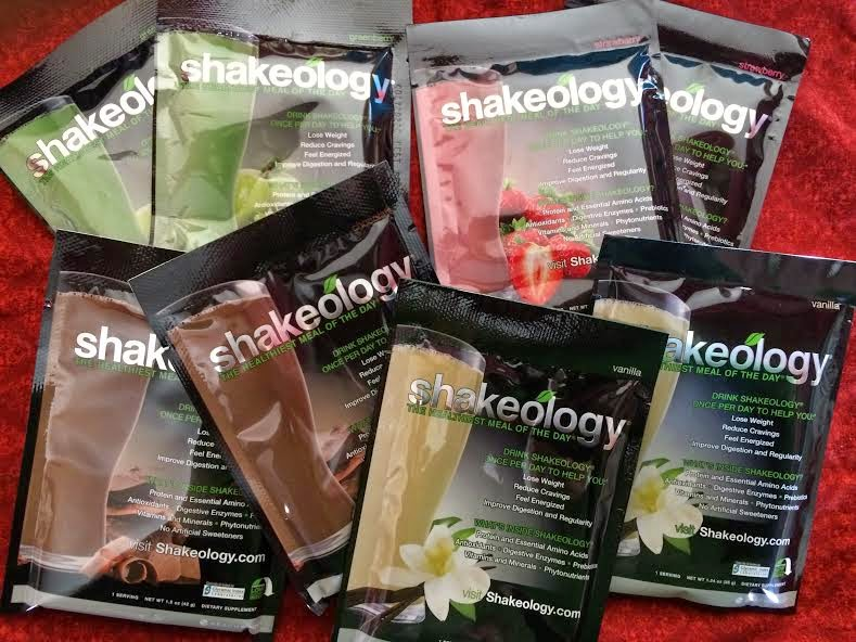 Shakeology Packets