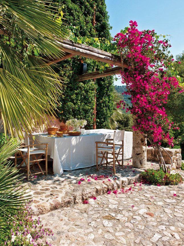 10 porches y o terrazas con maravillosas vistas - Porches y jardines ...