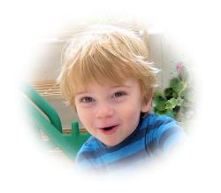 My handsome grandson Charlie