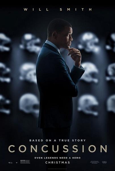 Film Concussion 2015 (Game Brain) di Bioskop