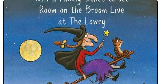 my mummy 39 s pennies win 4 tickets to see room on the broom live