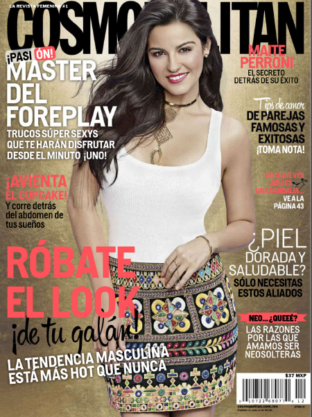 Cosmopolitan Mexico Junio 2014 PDF Digital