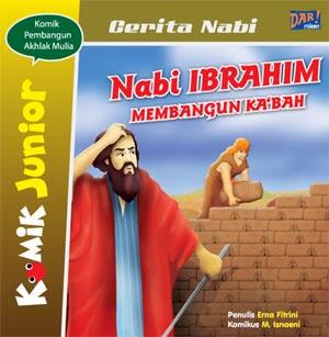 Nabi Ibrahim Membangun Ka'bah