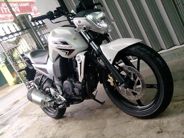 Sesifikasi Yamaha Byson 2012
