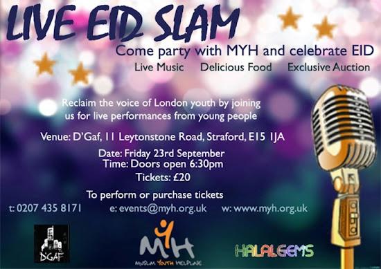 eid festival british muslim youth