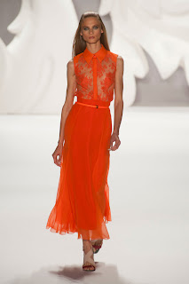 Orange Rush1 2013 Moda Renkleri
