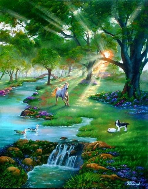 Natureza em harmonia