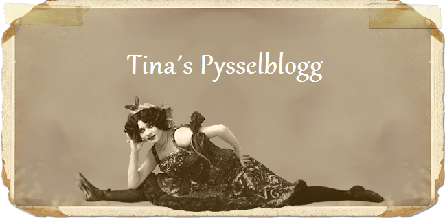 Tinas Pysselblogg
