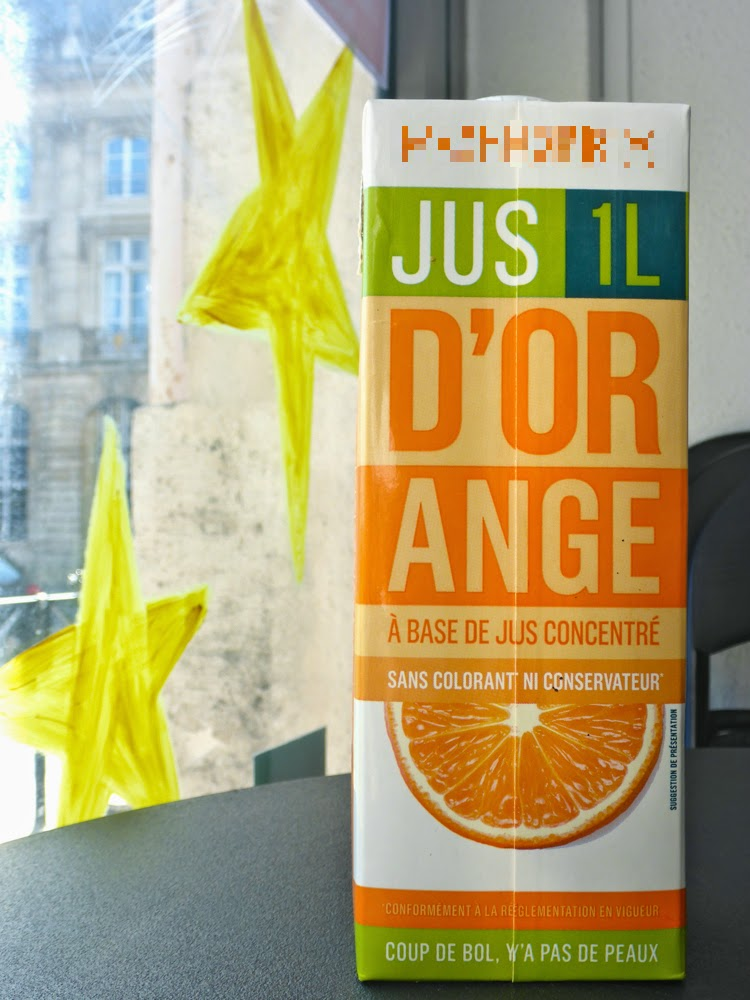 JUS / D'OR / ANGE
