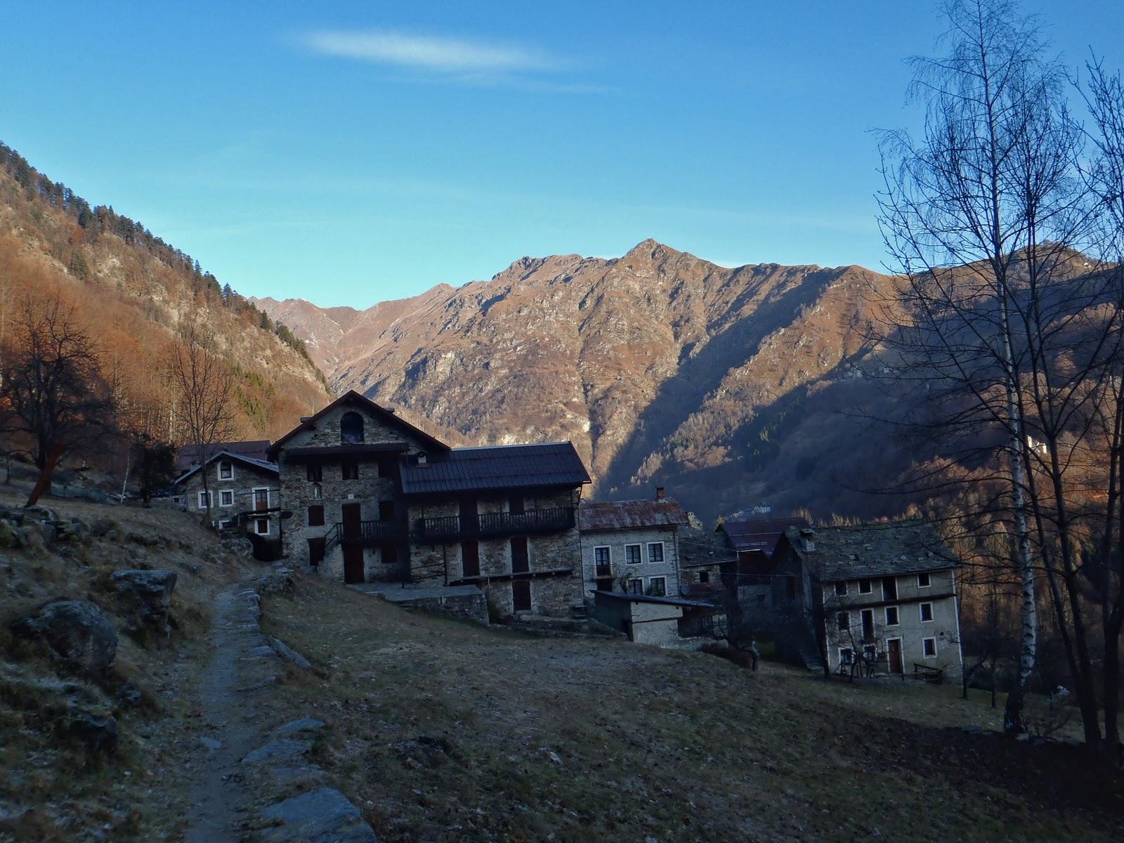 Malati di montagna antichi sentieri - Riscaldare velocemente casa montagna ...