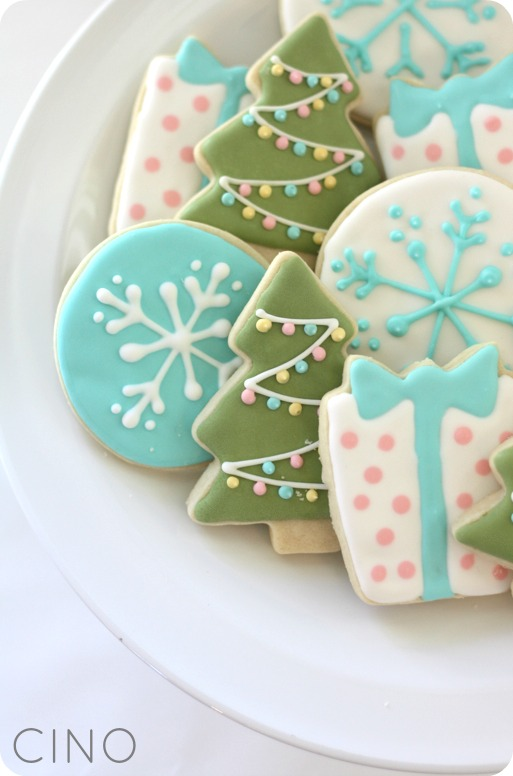 christmas cookie box and recipes - Best Christmas Sugar Cookie Recipe