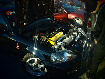 Honda Civic Upgraded Engine