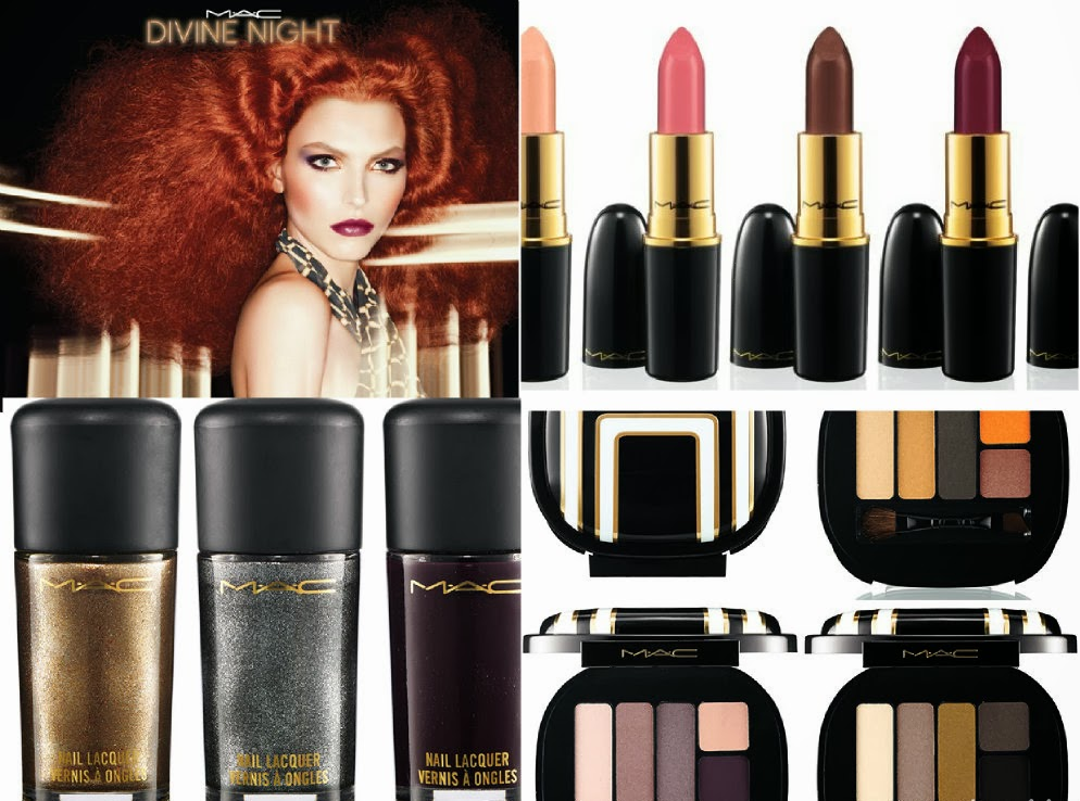 Beauty & le Chic: WOW It's MAC Christmas/Holiday Collection 2013