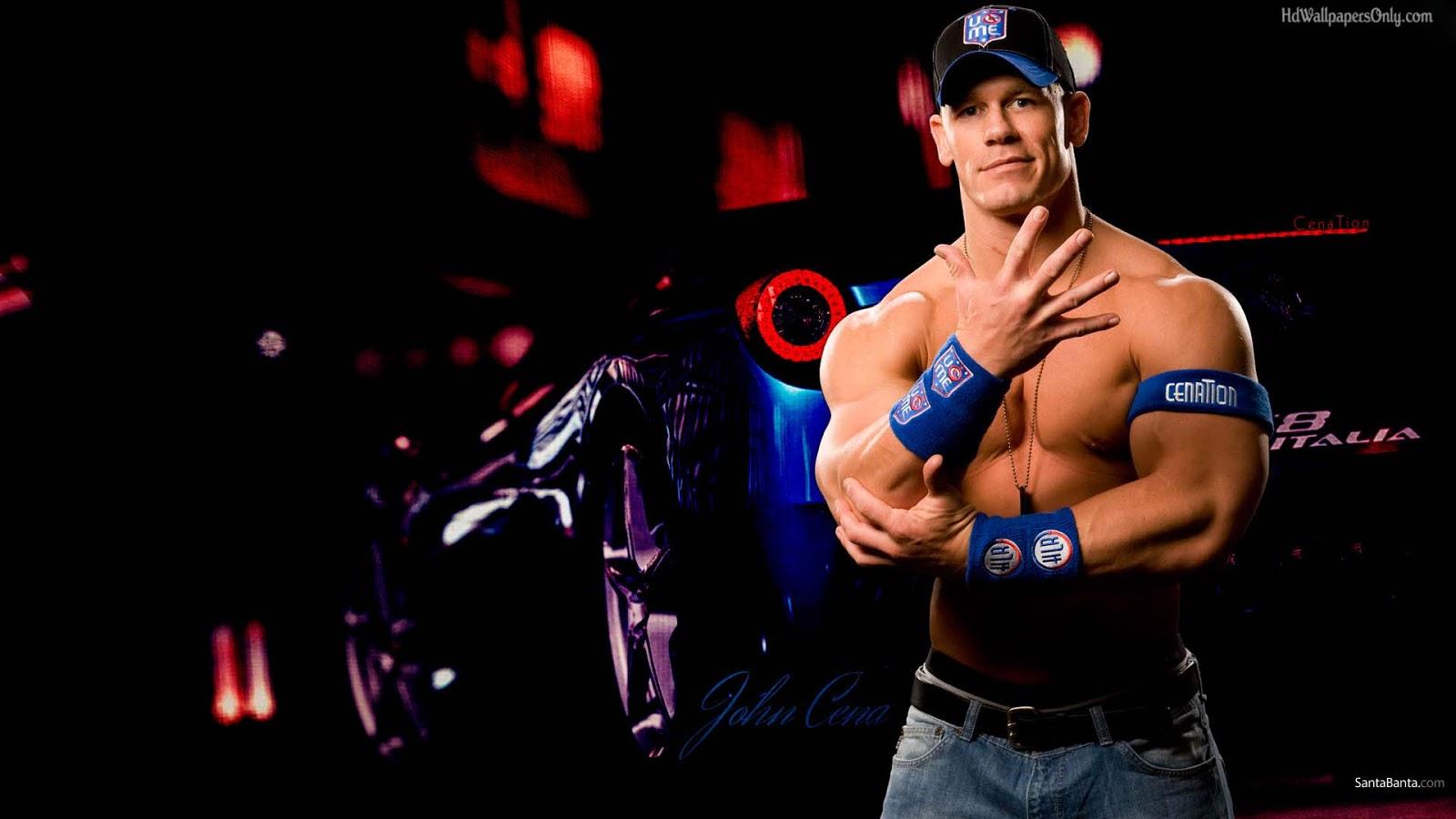 John Cena 2016 Wallpaper HD